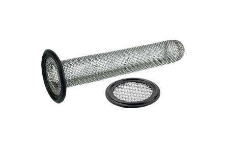 Mesh screen gaskets