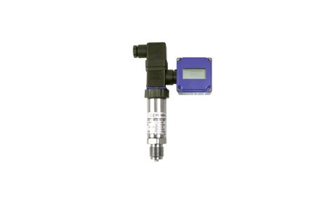 Threaded pressure transmitter