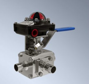 Vinco valve 3 way