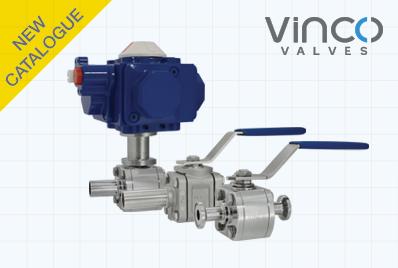 Ball valve catalogue